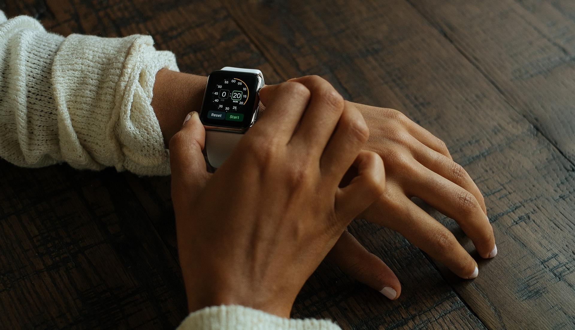 Smartwatch de ejemplo