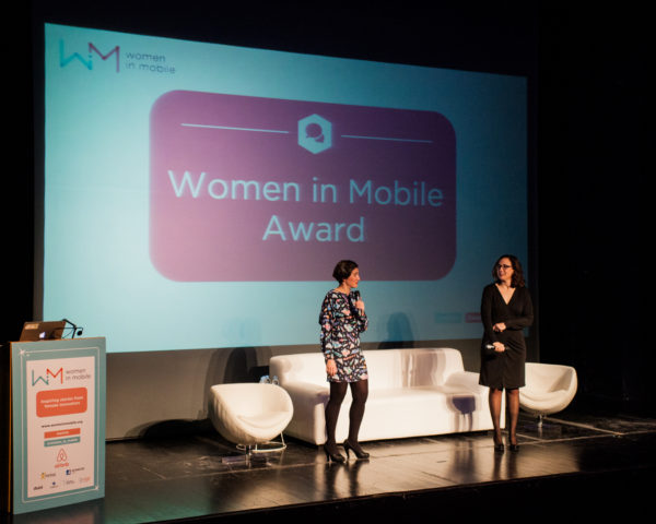 women in mobile 2018